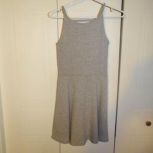 *TOPSHOP* Grey dress